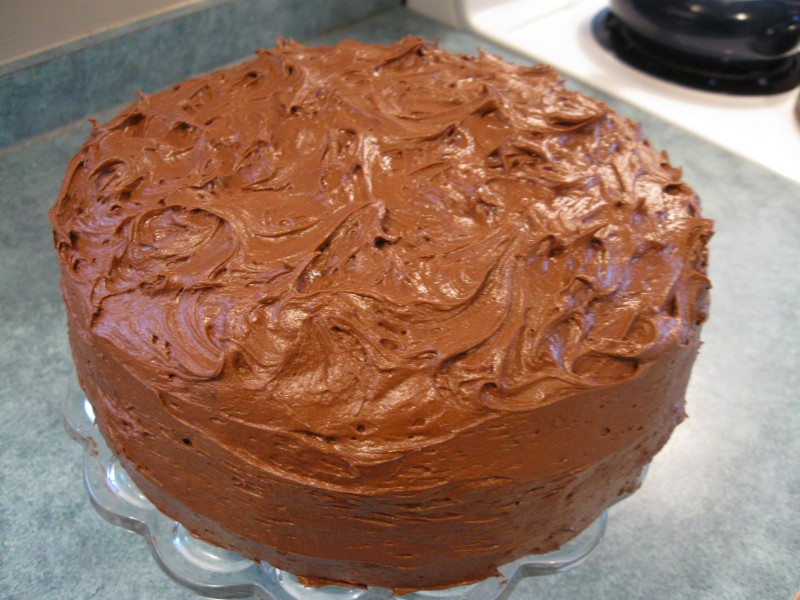 GLUTEN FREE CHOCOLATE CAKE « Gluten-Free Delightfully Delicious
