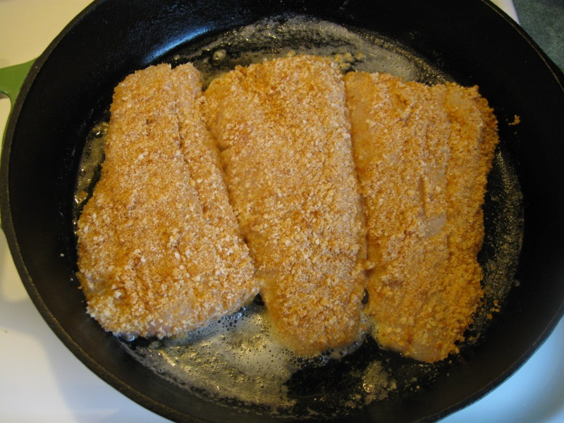 Gluten free pan fried fish for How to cook cod fish in a pan