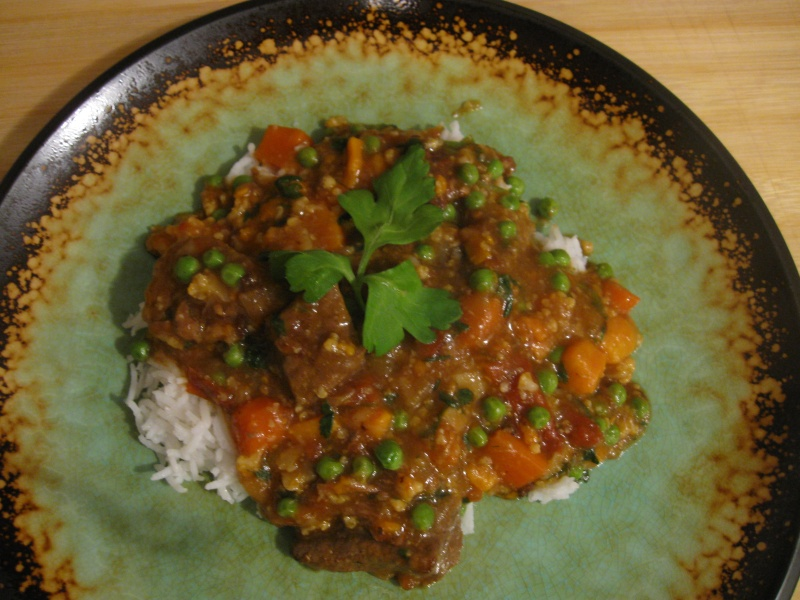 CURRY BEEF STEW « Gluten-Free Delightfully Delicious