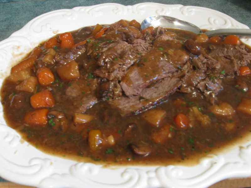 BEEF POT ROAST « Gluten-Free Delightfully Delicious